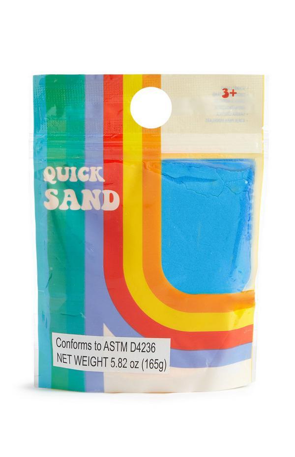 Blauer Treibsand