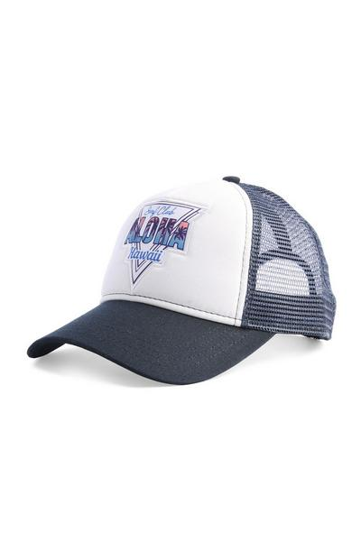 Gorra blanca «Hawaii»