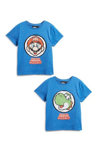T-shirt Mario garçon