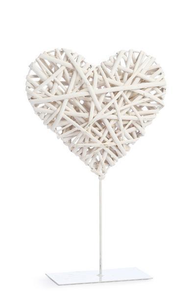 Hartvormig ornament