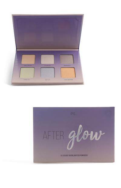 Purple Afterglow Highlighter Palette