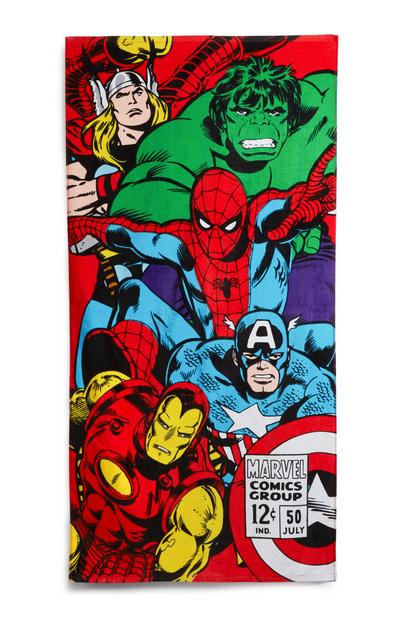 Asciugamano Marvel Comics