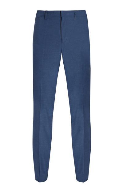 Calças skinny azuis