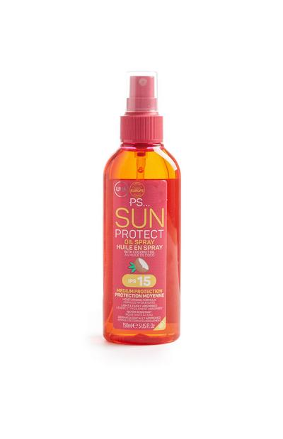 Spray d'huile solaire PS Sun Protect
