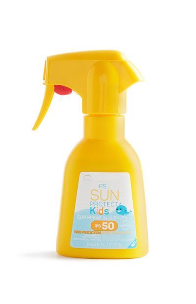 Spray solaire PS Sun Protect enfant