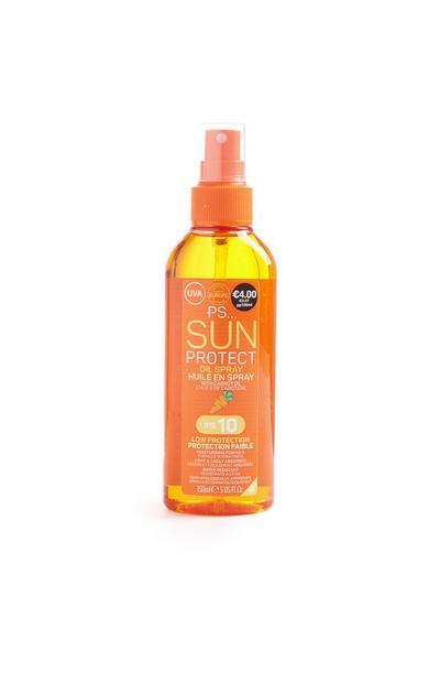 Ps Sun Protect Carrot Oil Spray