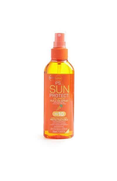 Spray huile de carotte PS Sun Protect