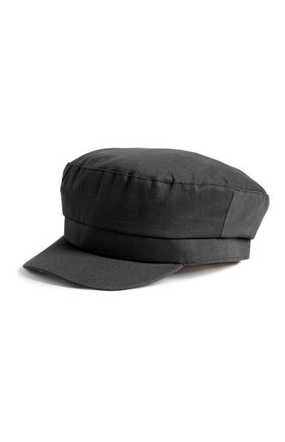 Zwarte pet voor jongens