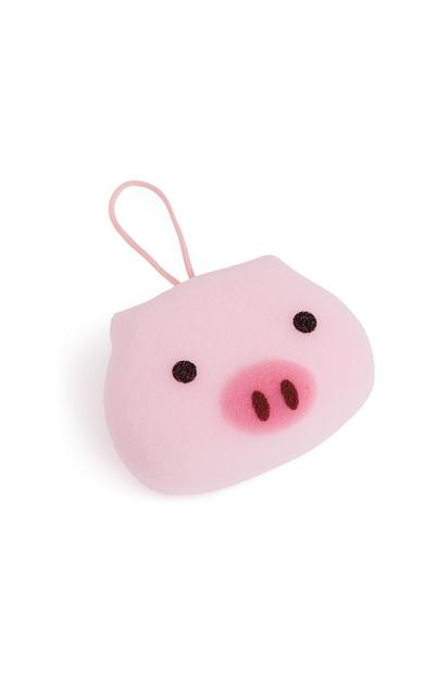Spons met varken