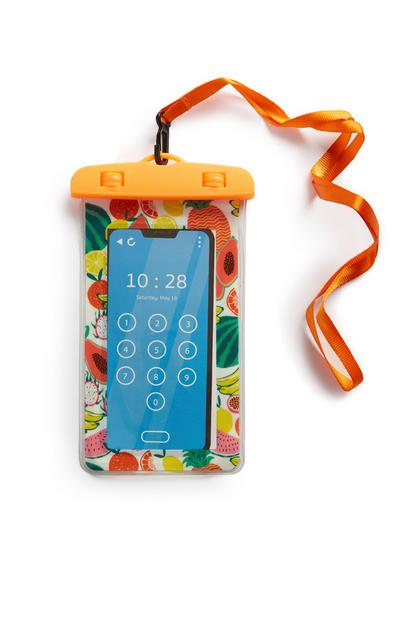 Coque de téléphone à cordon