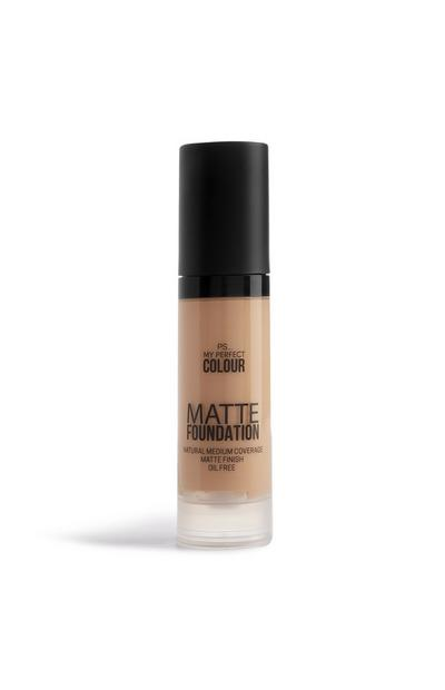 Base de maquillaje mate «PS Perfect Colour»
