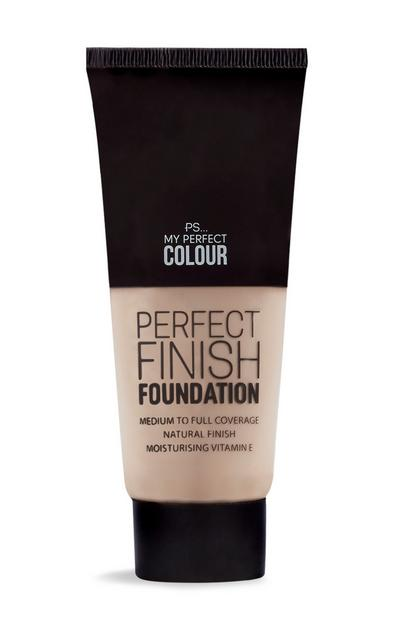 Perfect finish-foundation porselein