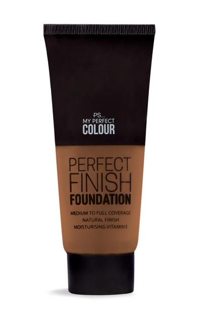 Perfect finish-foundation chai