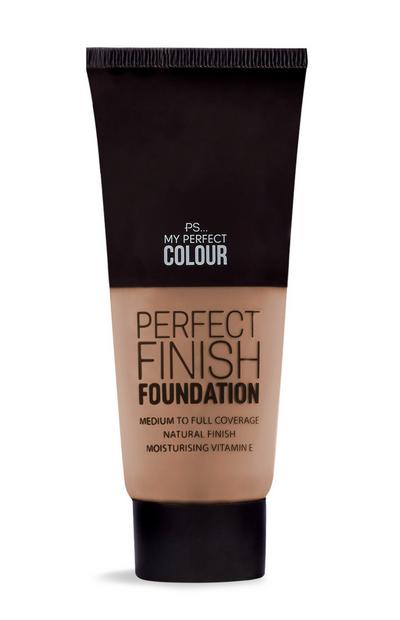 Perfect Finish-foundation zand