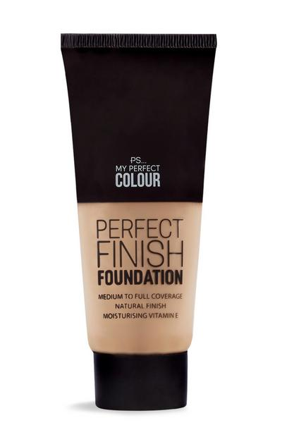Base Perfect Finish Foundation bege