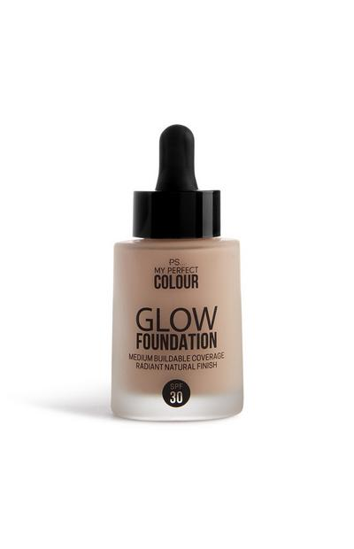 Foundation glow beige