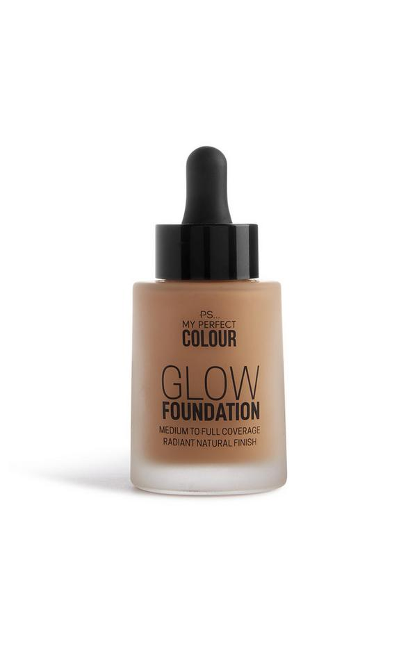 Glow Foundation in Toffee