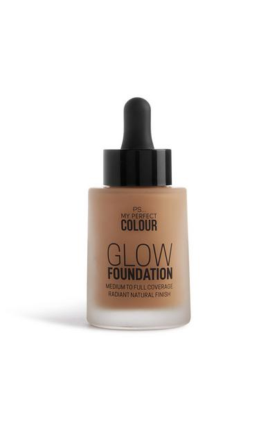 Glow Foundation toffee