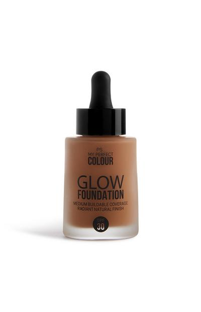 Foundation Glow Cinnamon