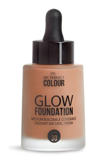 Glow Foundation Chestnut