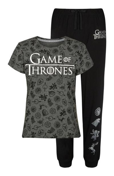 Pyjama Game of Thrones