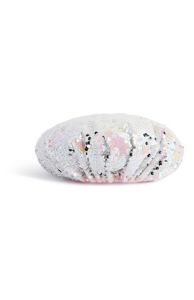 Sequin Shower Cap