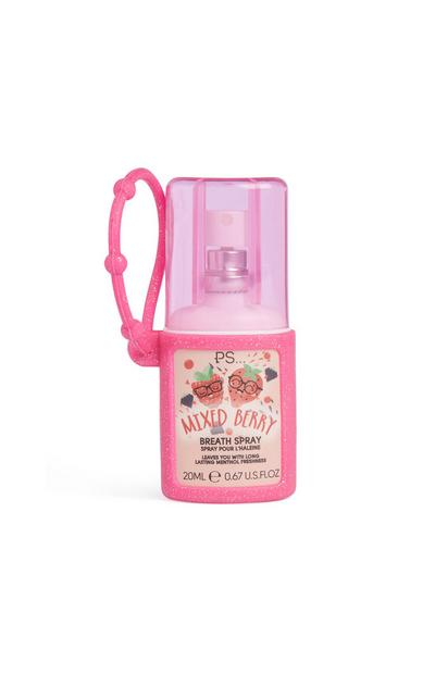 Spray orale gusto frutti di bosco