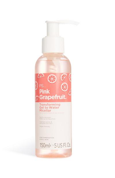 Pink Grapefruit gel in micellair water