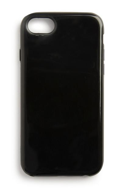 Coque de téléphone noire