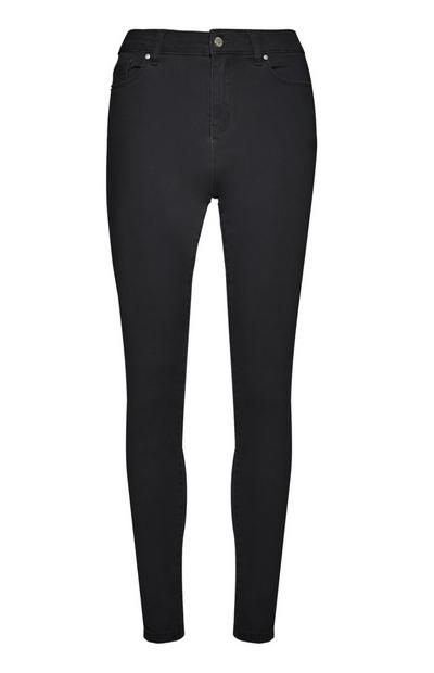 Super Stretch Black Skinny Jeans
