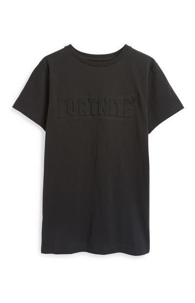 Fortnite Black T-Shirt