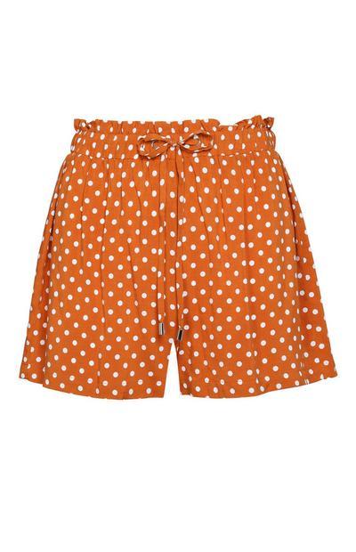 Shorts a pois