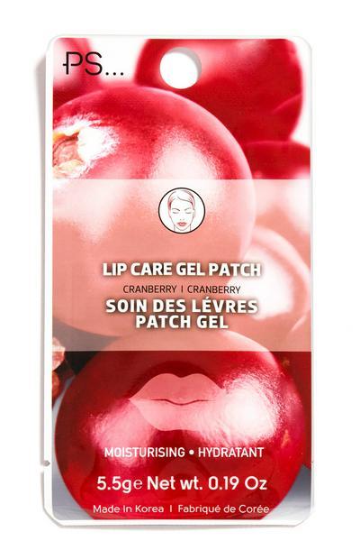 Lippenpflege-Gelmaske