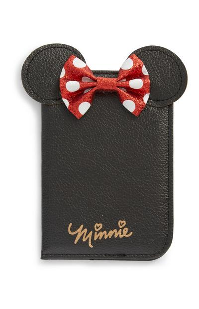 Capa passaporte Minnie Mouse