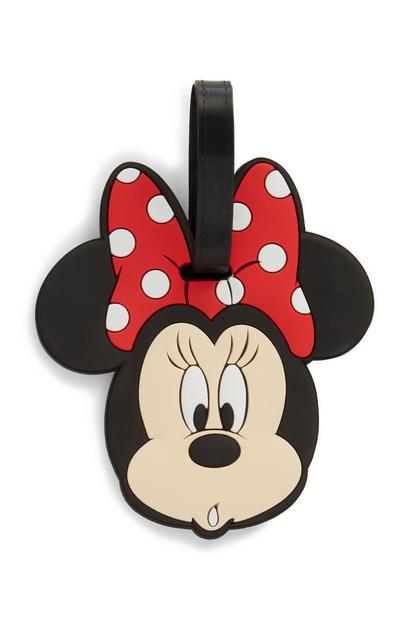 Etiqueta bagagem Minnie Mouse