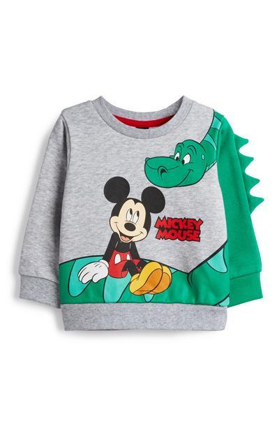 Mickey Mouse-babytrui voor jongens