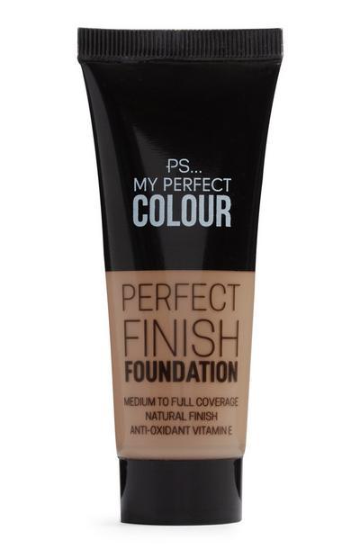 Base de maquillaje color caramelo Perfect Finish