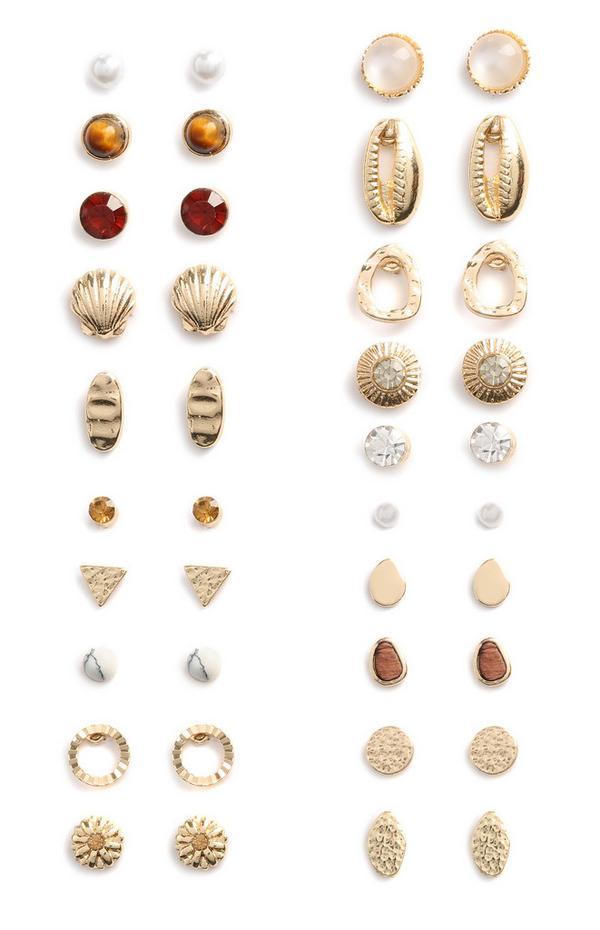 20-Pack Earrings