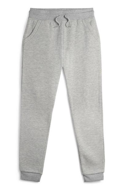 Sive športne hlače za starejše dečke
