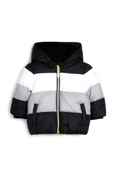Baby Boy Colourblock Jacket