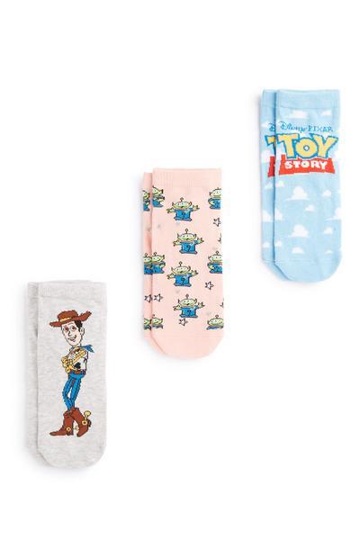 """""""Toy Story"""" Socken, 3er-Pack"""