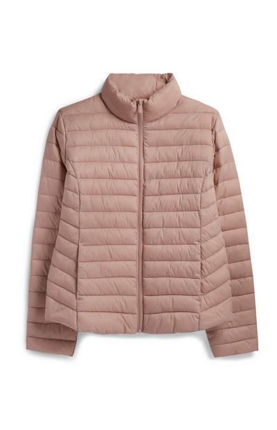Rožnata jakna