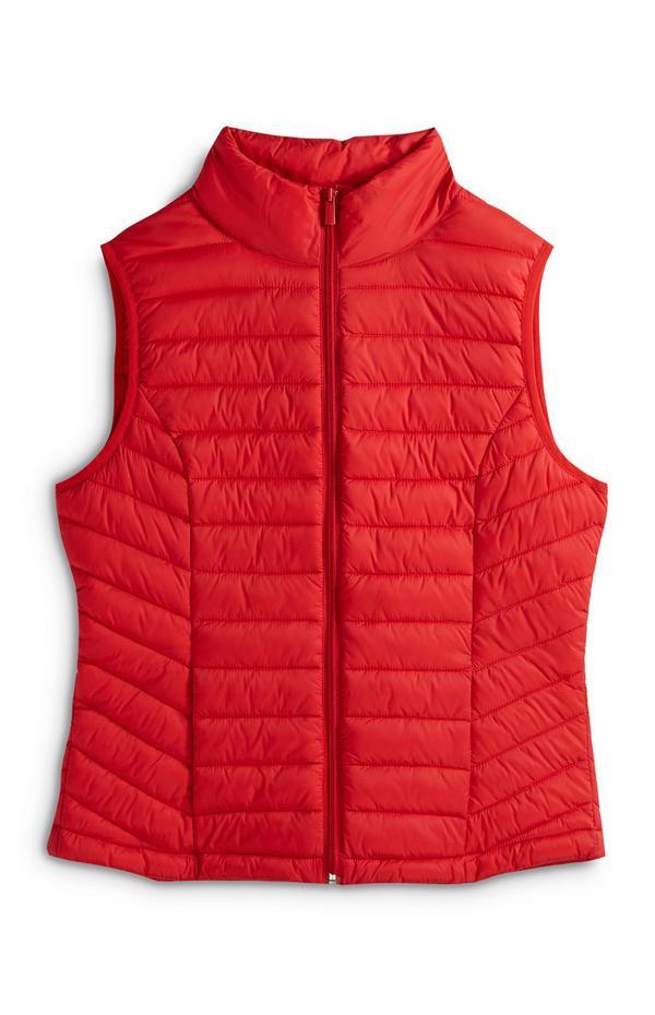 Vêtements RougeVestes Manches Manteaux Et Veste Sans vmnw0N8
