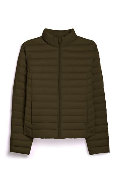 Khaki Superlight Padded Jacket