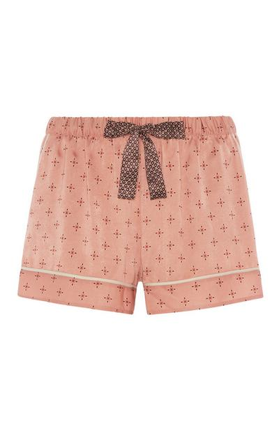 Shorts in raso