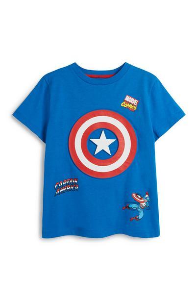 T-shirt Marvel menino