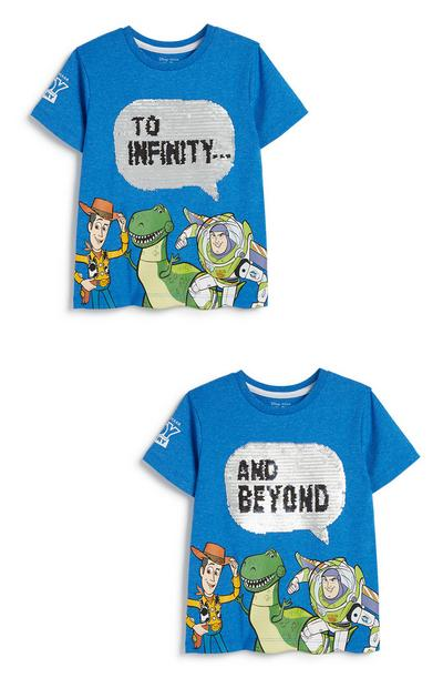 T-shirt Toy Story met pailletten