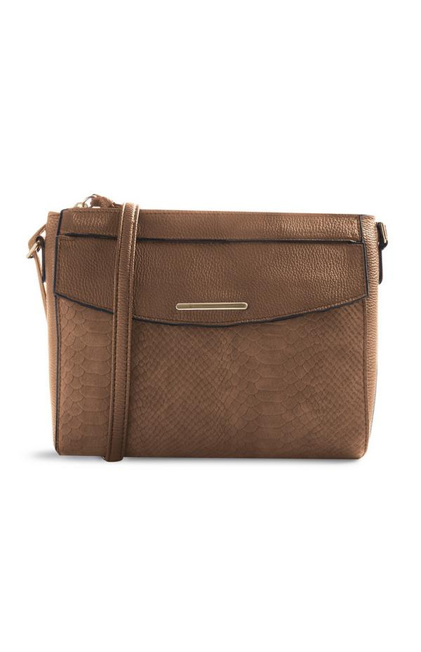 Brown Crossbody Bag