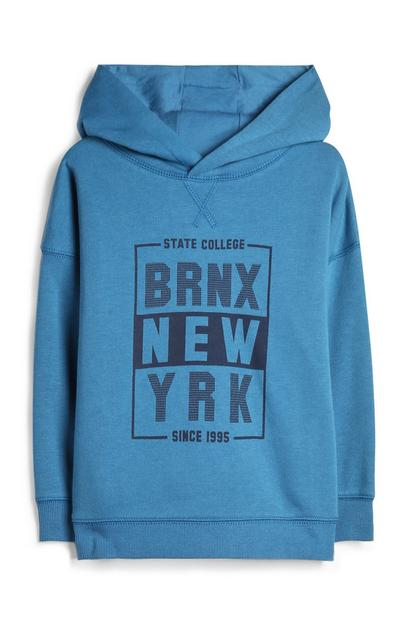 """""""New York"""" Hoodie (kleine Jungen)"""