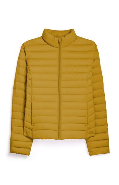 Mustard Superlight Padded Jacket